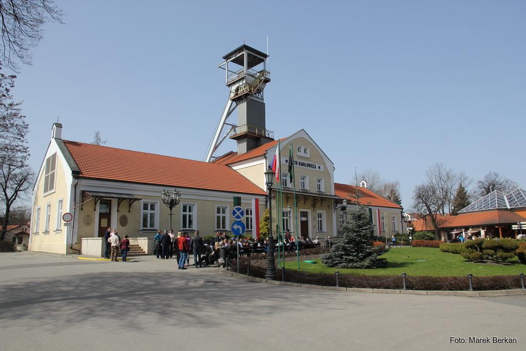 Kopalnia Soli Wieliczka - szyb Daniłowicza