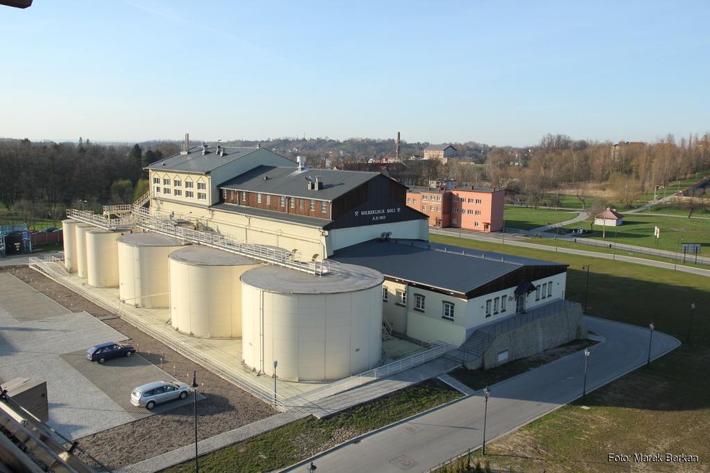 Kopalnia Soli Wieliczka - część współczesna