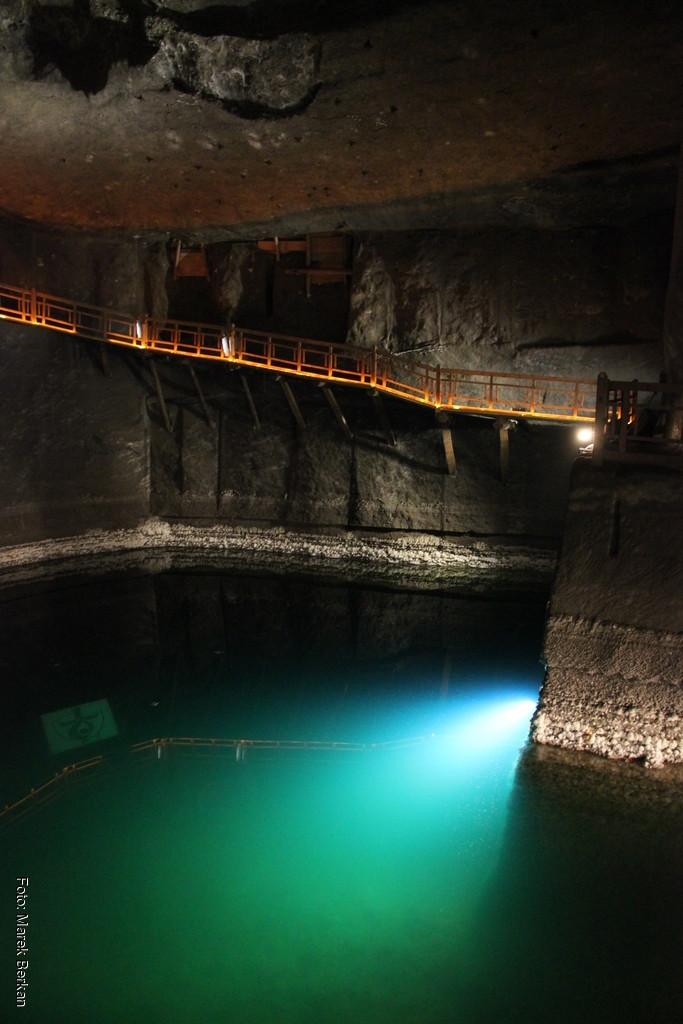Podziemne jezioro