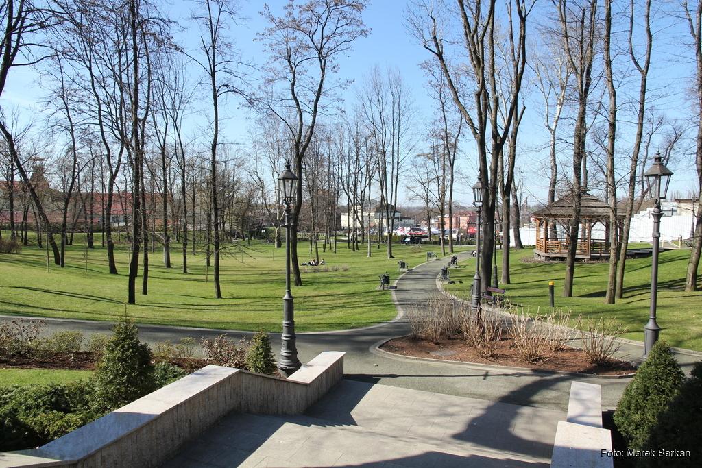 Park w Wieliczce