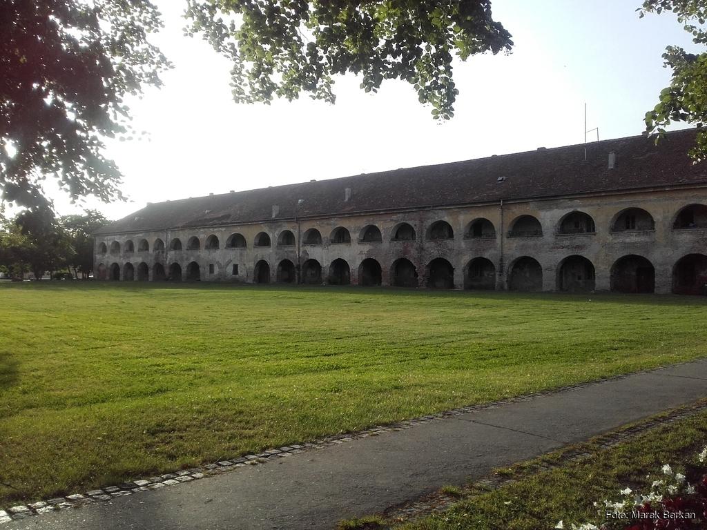 Osijek - stare miasto