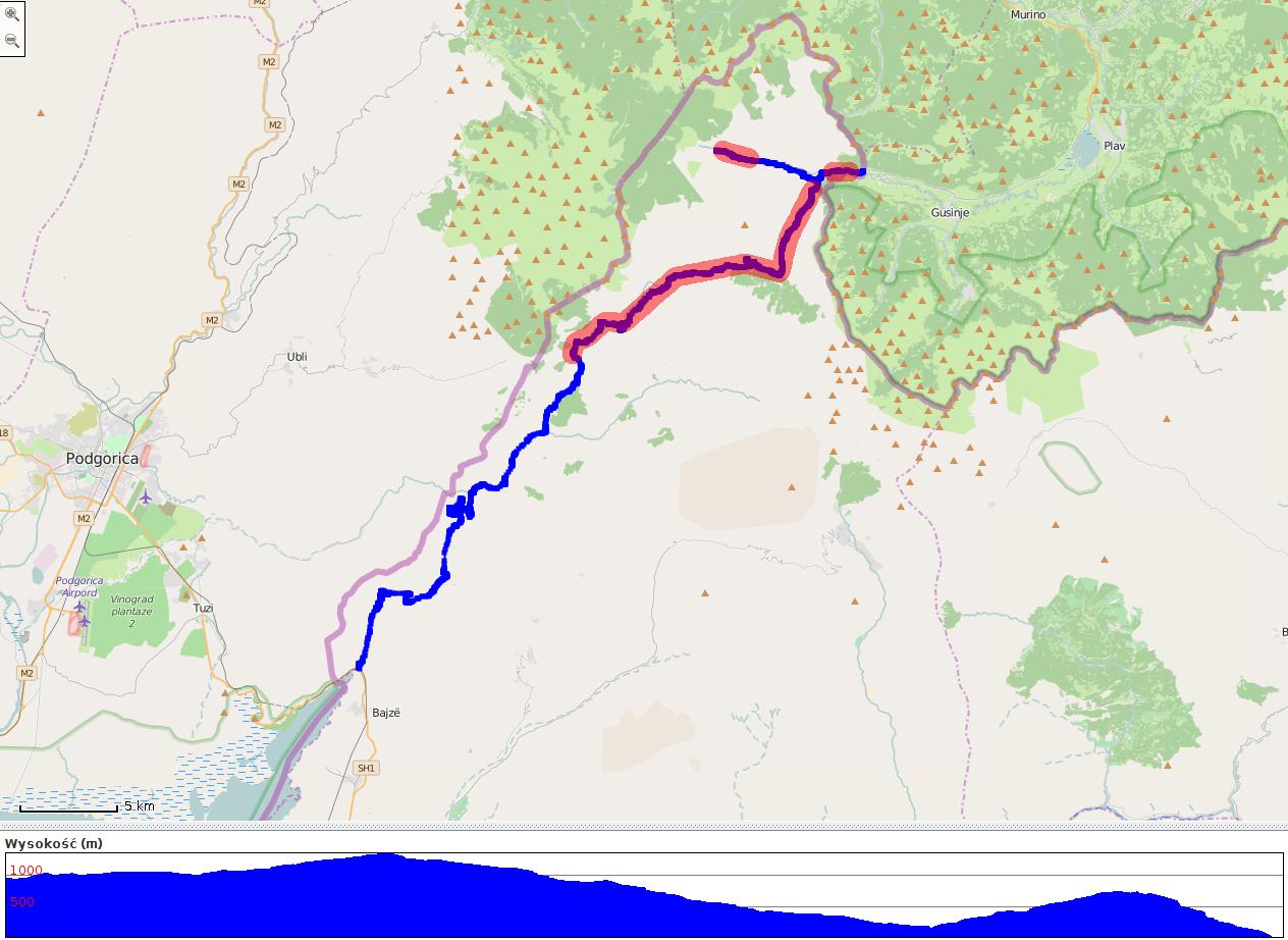 SH20 - mapa