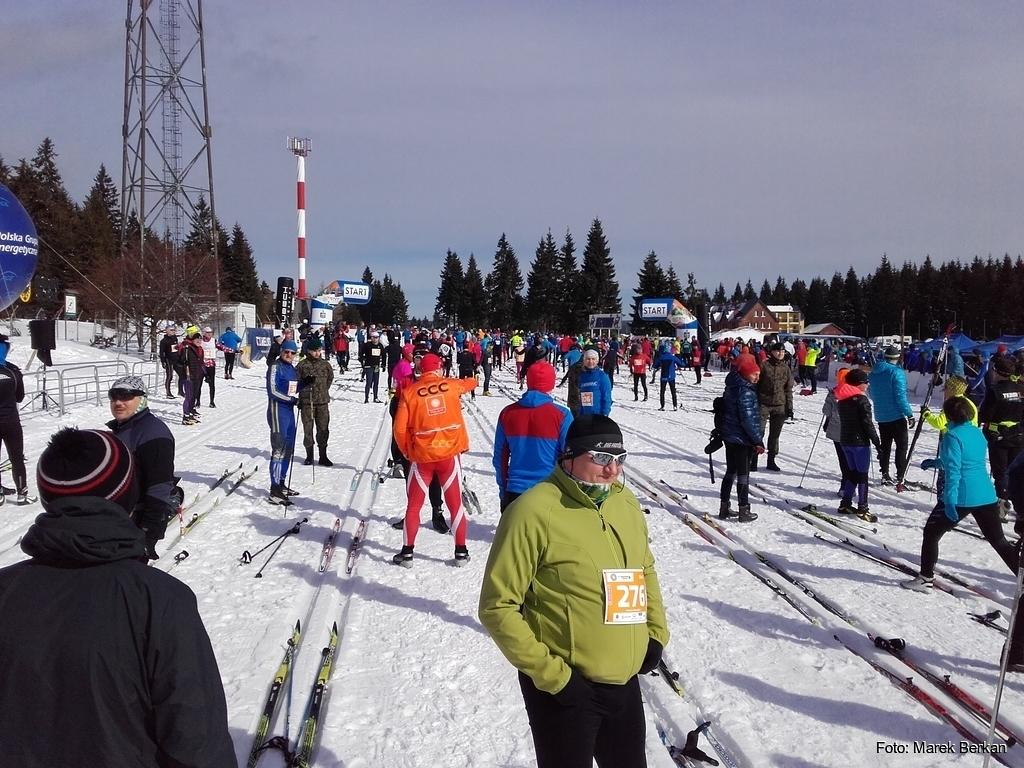 Bieg Piastów - start na dystansie 9 km CT