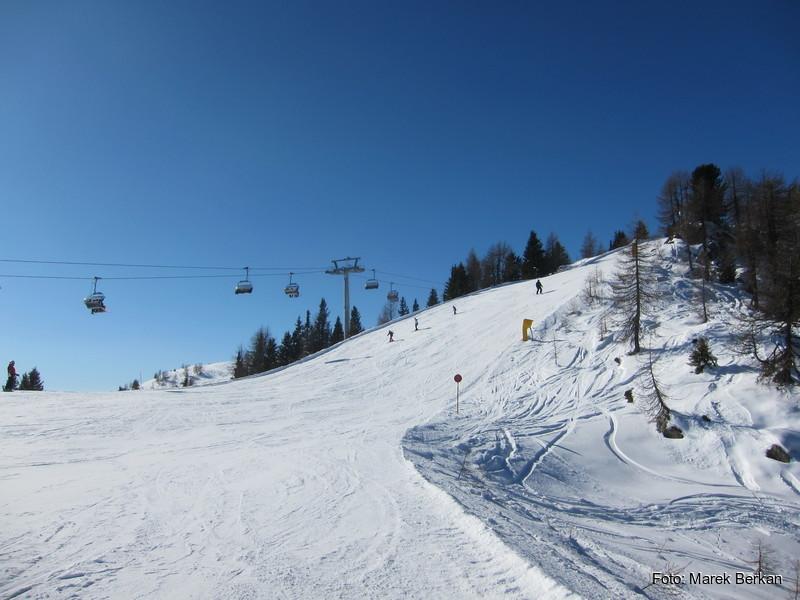 Narty we włoskiej dolinie Val di Sole