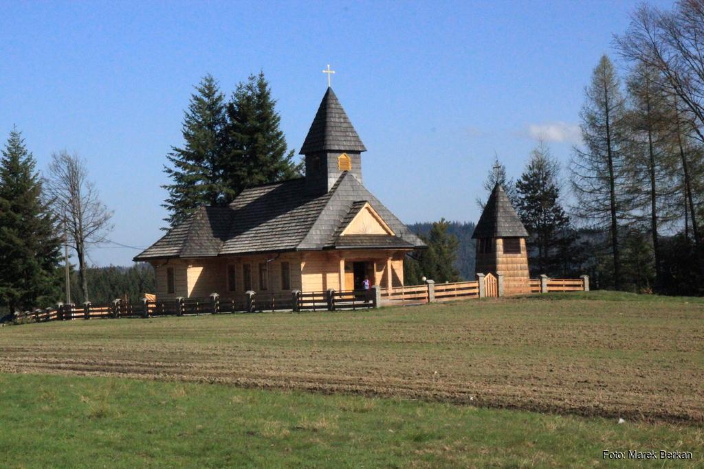 Kościół pod wezwaniem Matki Bożej Fatimskiej na Stecówce