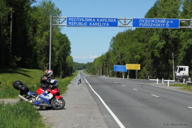 Granica obwodu karelskiego