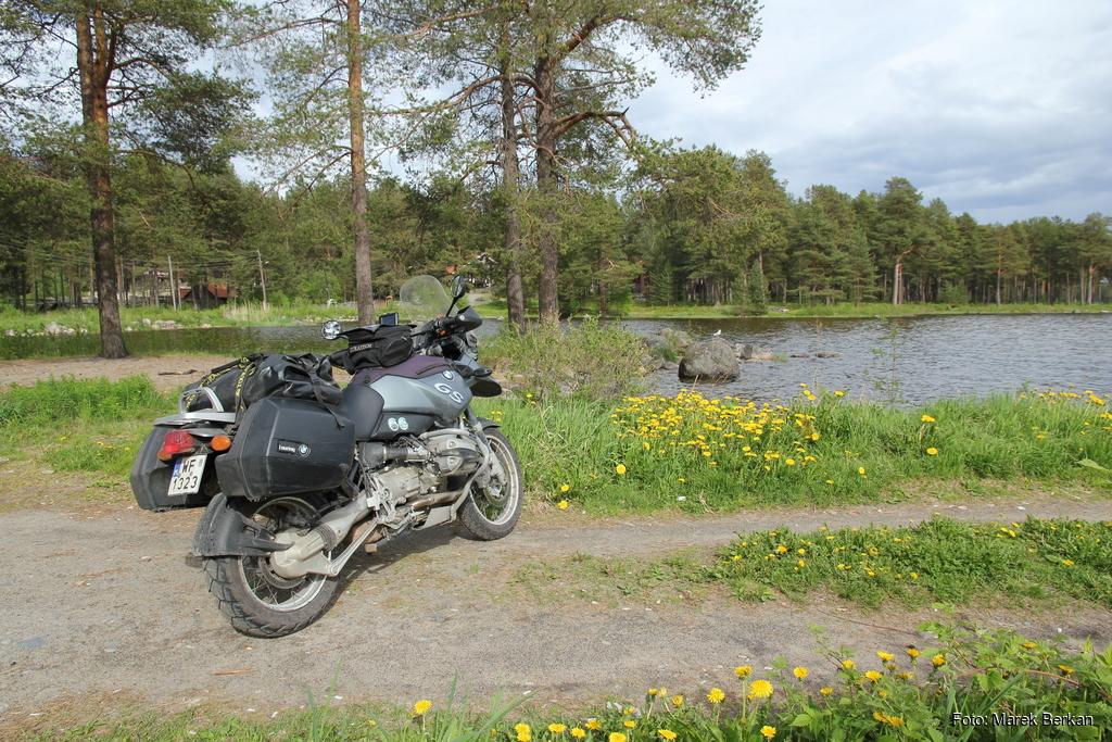 Miedwieżjegorsk:  jezioro Onega