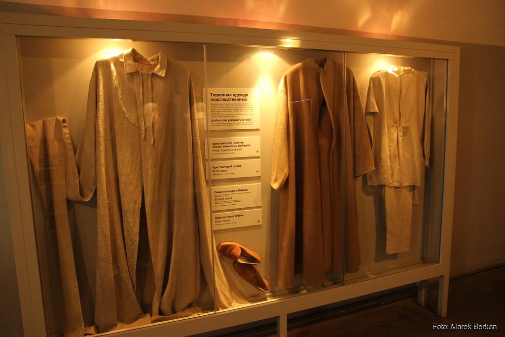 Twierdza Pietropawłowska w Petersburgu: wystawa w byłym więzieniu