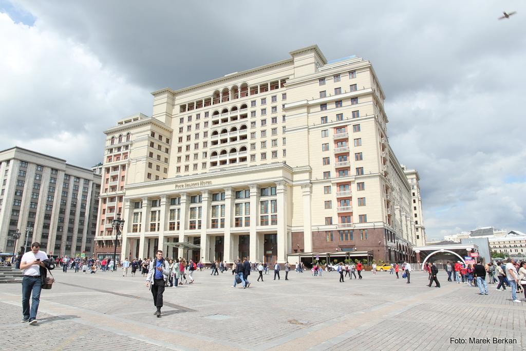 Moskwa: architektura