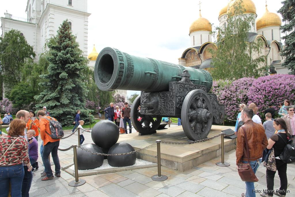 Moskwa: Kreml
