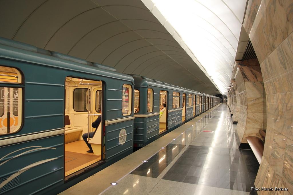 Moskwa: metro
