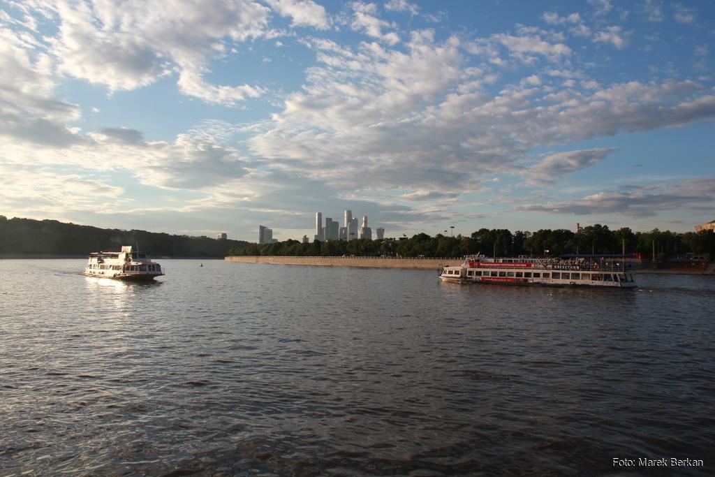 Moskwa: dzielnica biznesowa