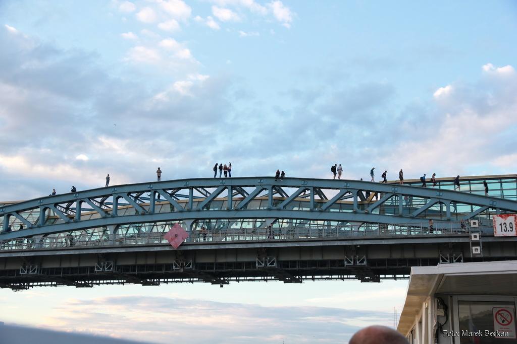 Moskwa: most na rzece Moskwa