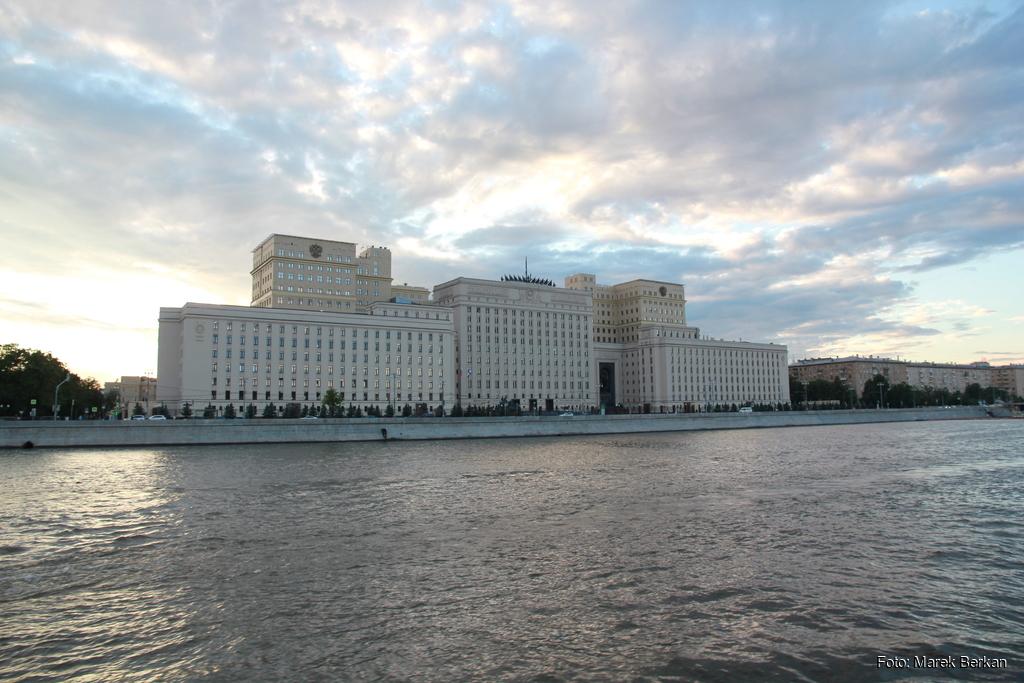 Moskwa: Ministerstwo Obrony