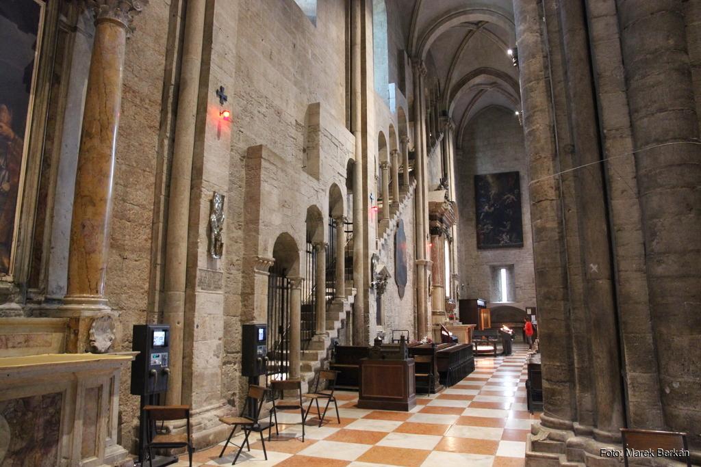 Trydent - katedra