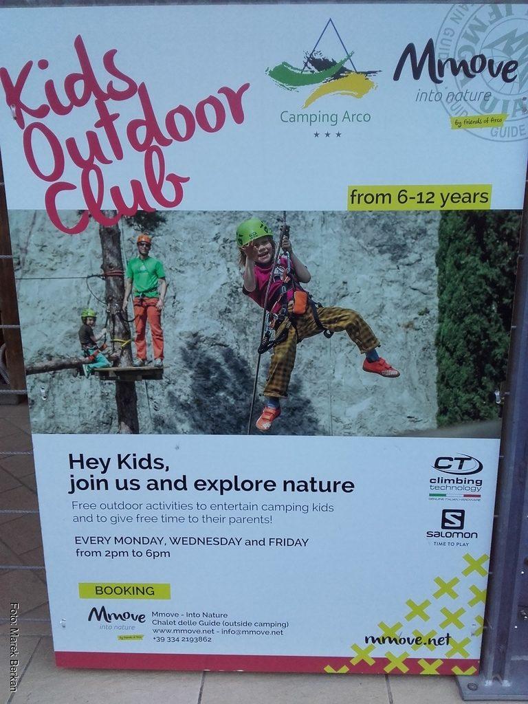 Inne aktywności: klub dla dzieci