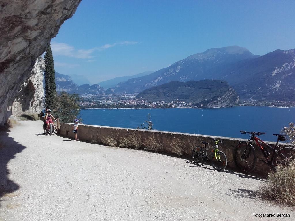 Trasa rowerowa Riva del Garda - Ponalealto