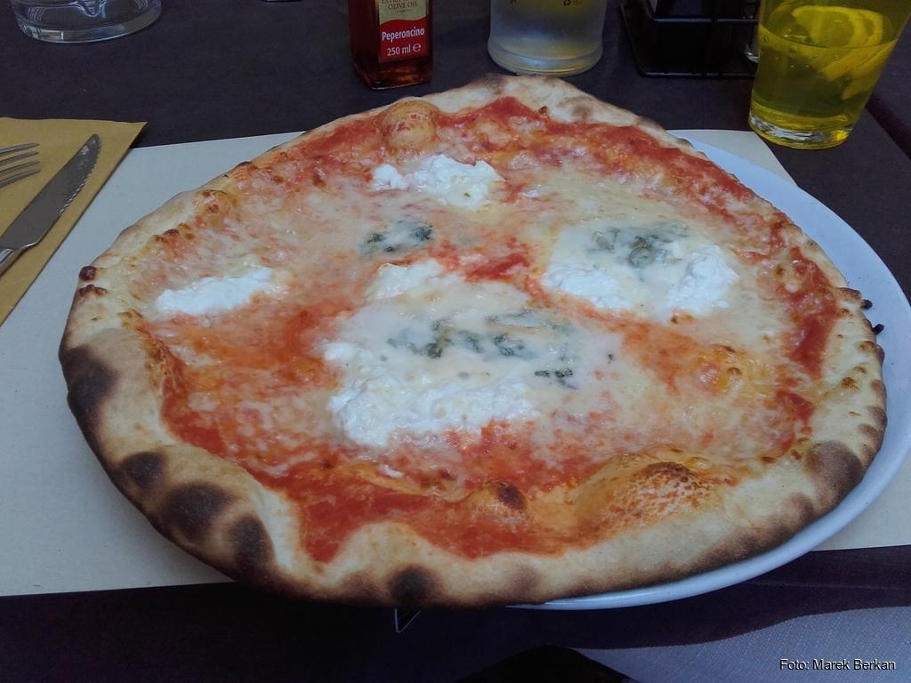 Ristorante Pizzeria Maffei w Riva del Garda - najlepsza pizza na świecie