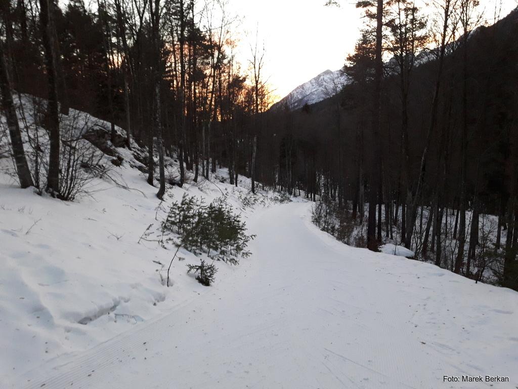 Andalo - ośrodek nart biegowych