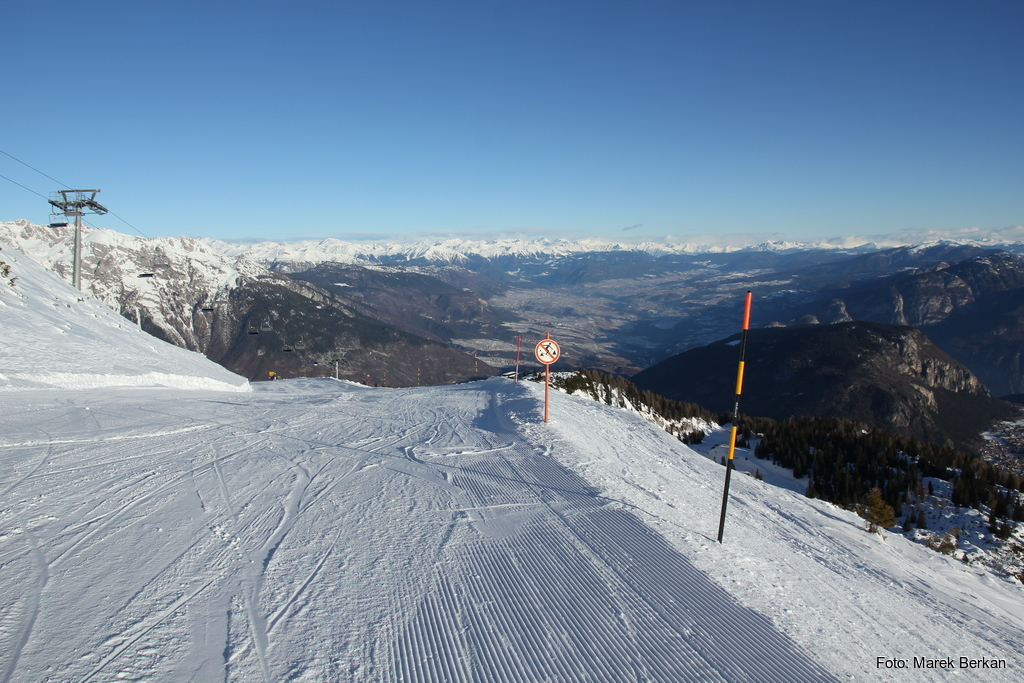 Paganella - trasa narciarska