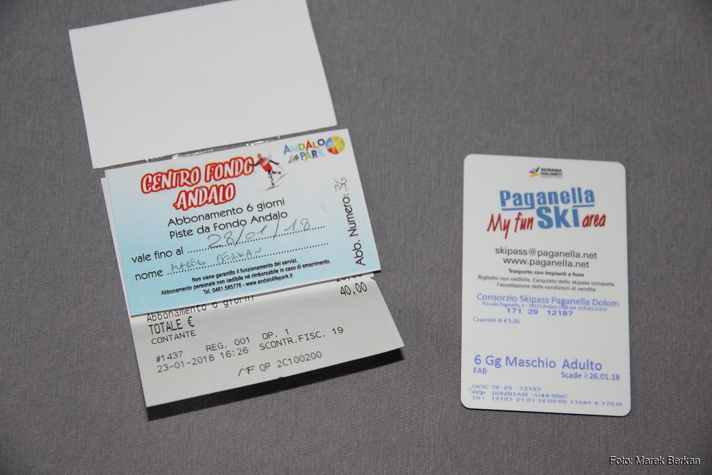 Karnety na narty biegowe i zjazdowe
