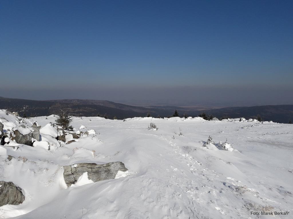 Punkt widokowy koło Kopalni Kwarcu