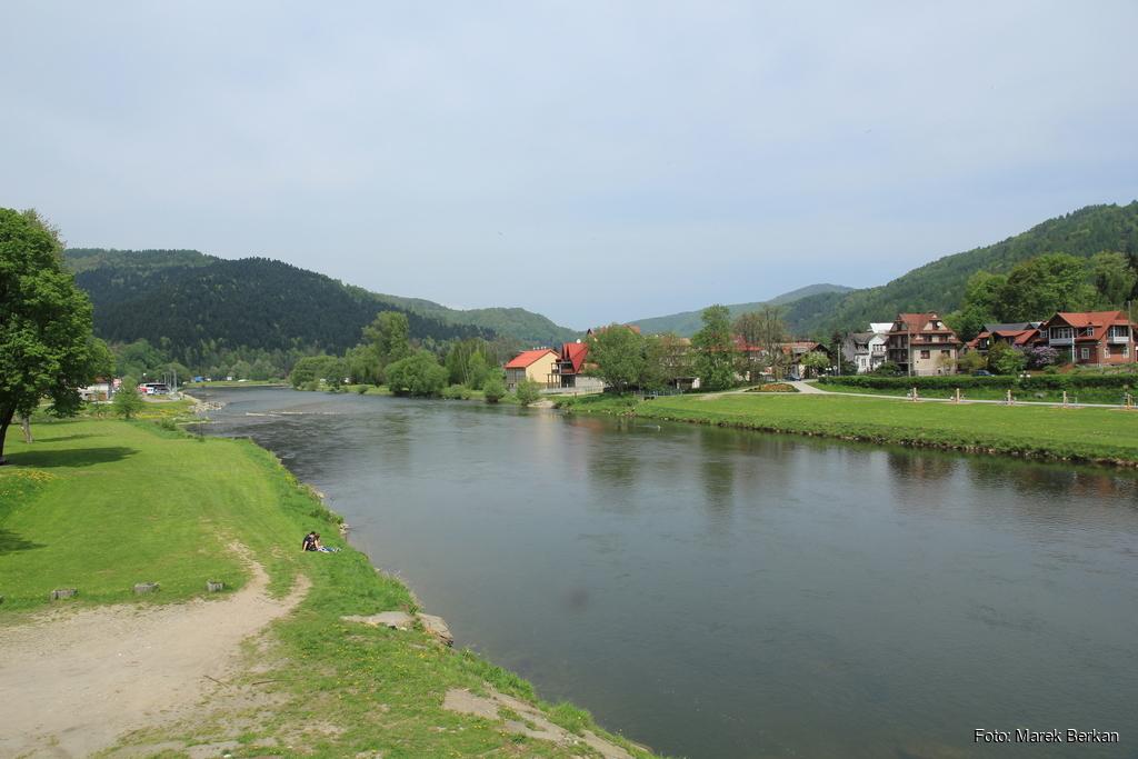 Dunajec, Krościenko