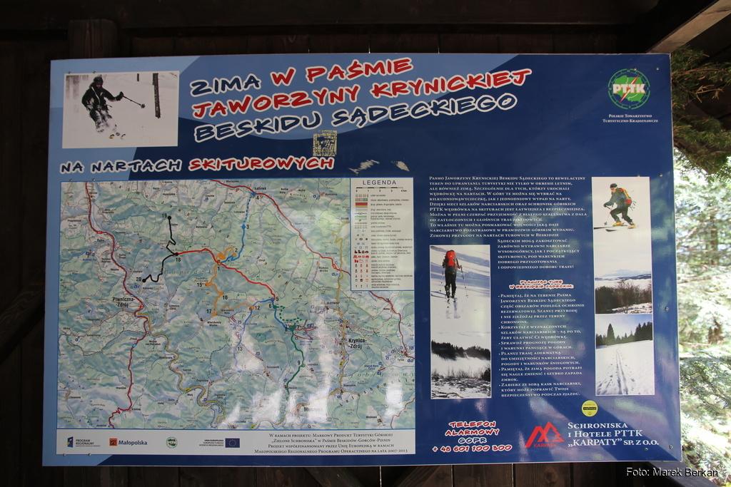 Beskidy promują turystykę narciarską
