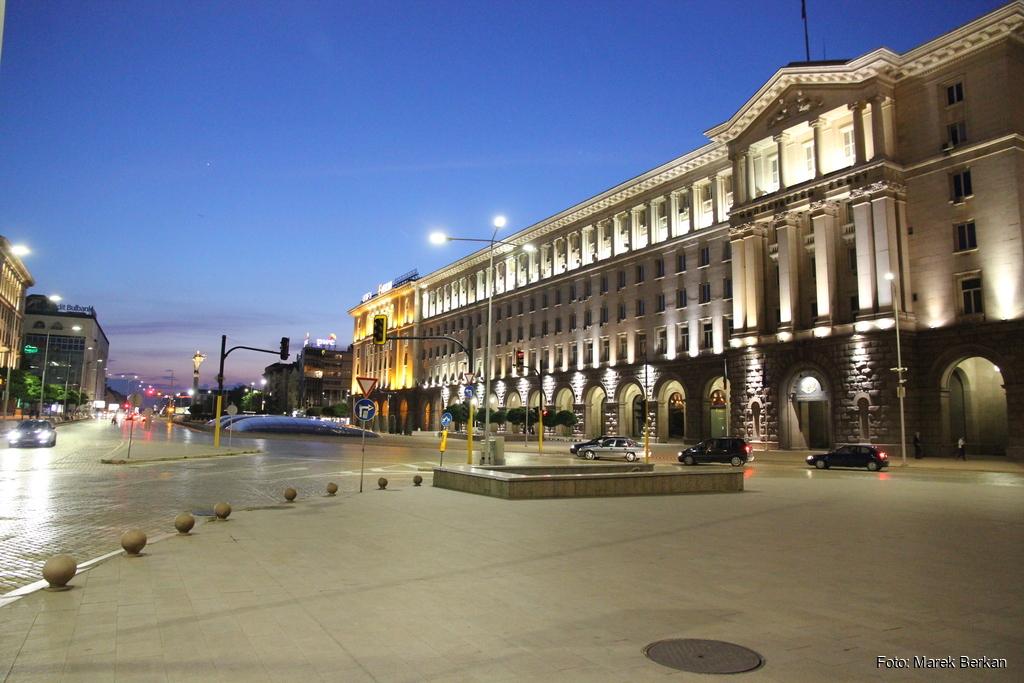 Sofia - centrum