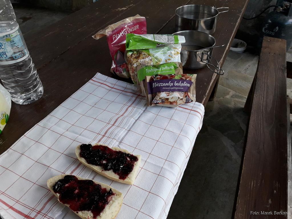 Śniadanie mistrzów, czyli...