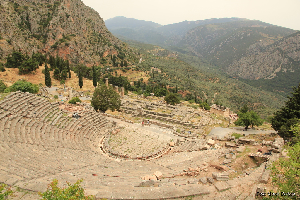 Delfy - teatr