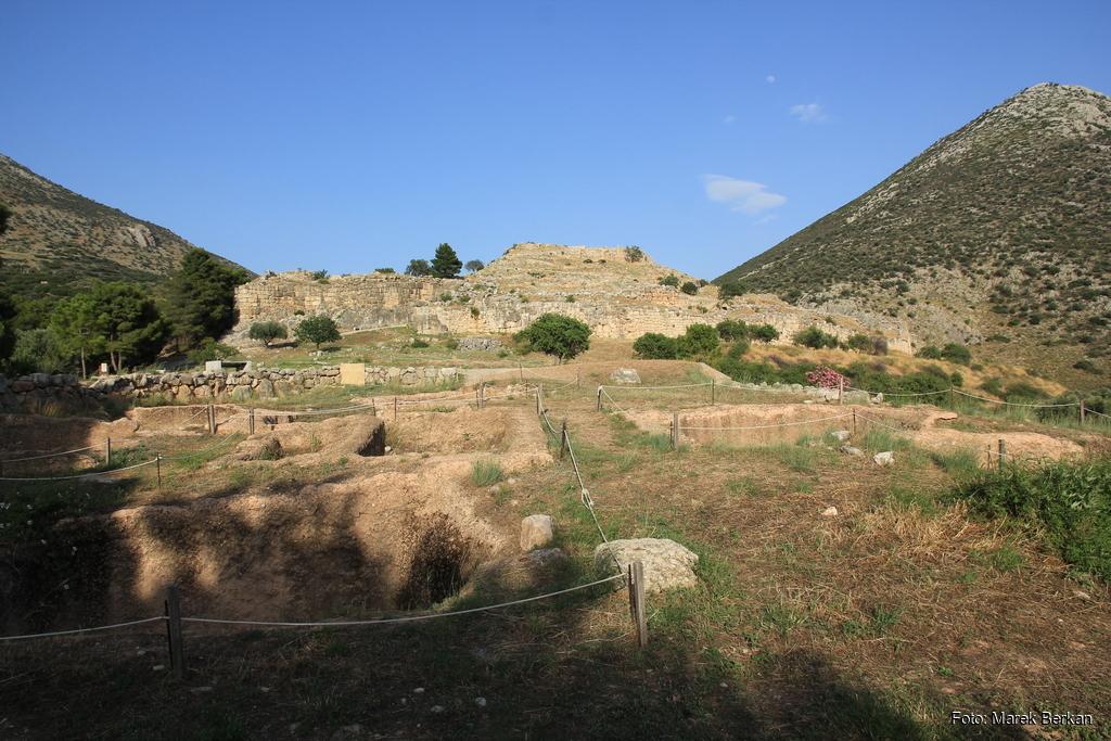 Mykeny - stanowisko archeologiczne