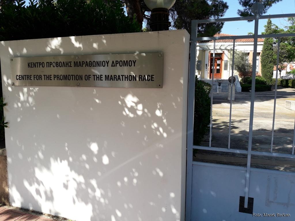 Maraton - muzeum biegów