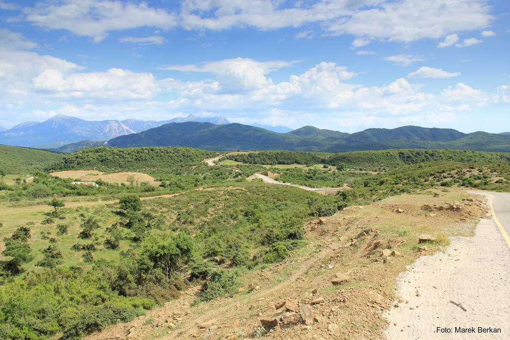 Okolice miejscowości Alevrada