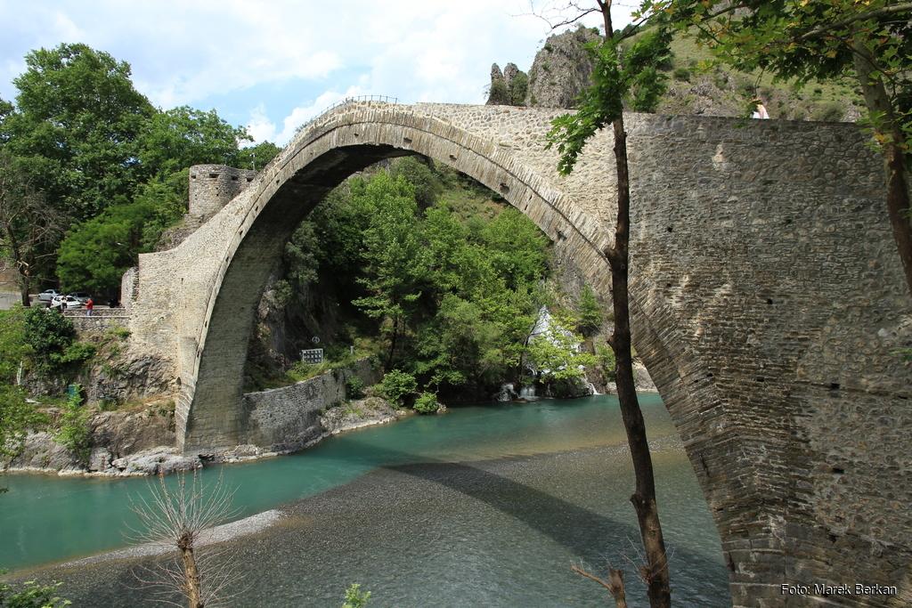 Zabytkowy most w Konitsa