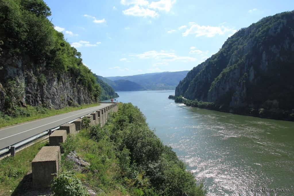 Żelazna Brama - przełom Dunaju