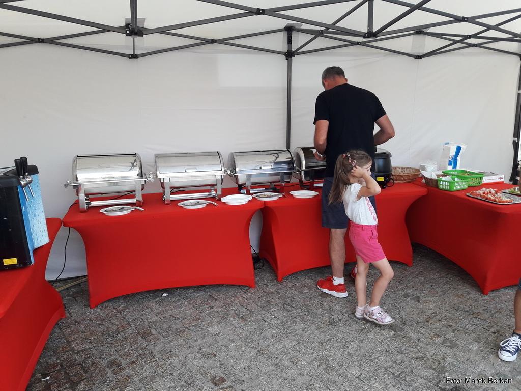 Korona Świętokrzyska - catering