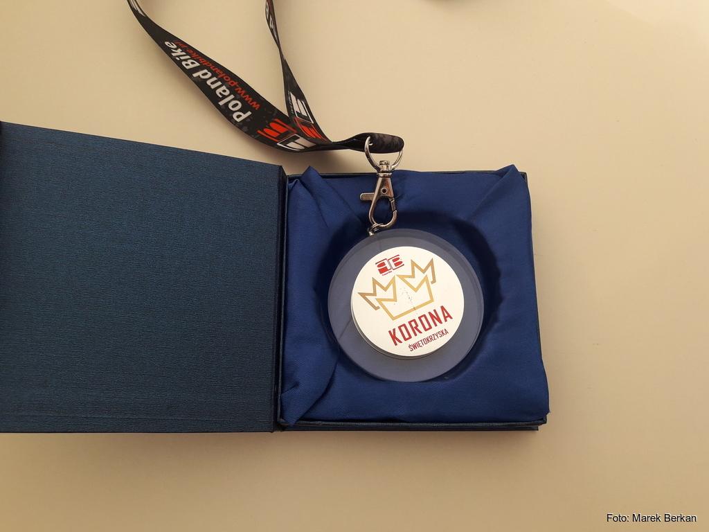 Korona Świętokrzyska - medal za uczestnictwo