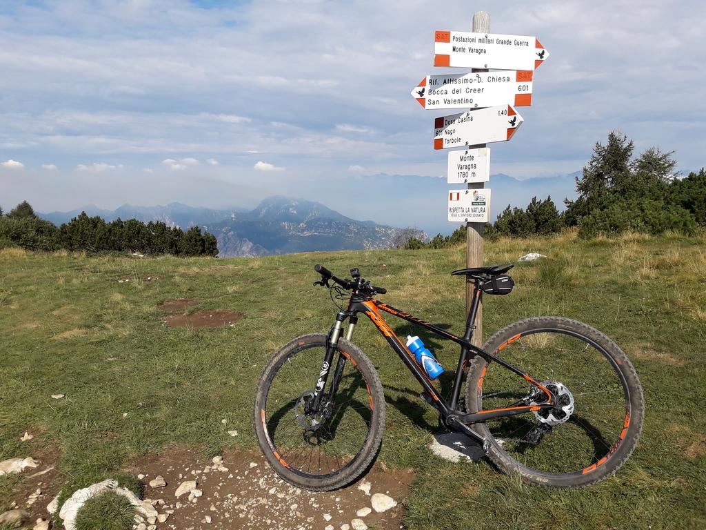 Przełęcz Monte Varagna
