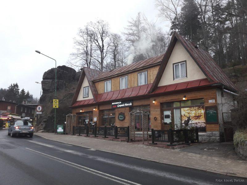 Szklarska Poręba - smród